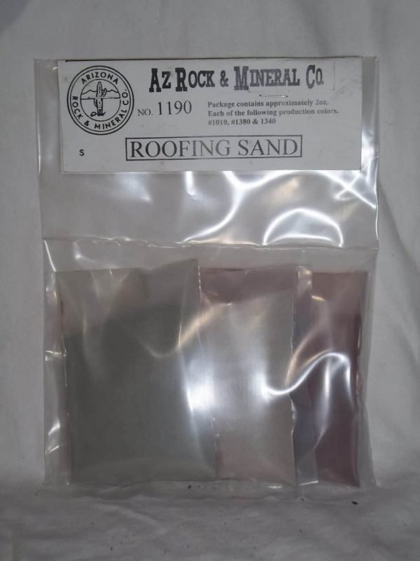 1190 ROOFING SAND (FOUR COLORS)