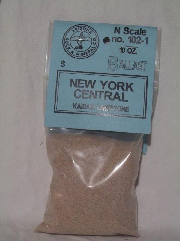 1021 Kaibab Limestone N Scale Ballast