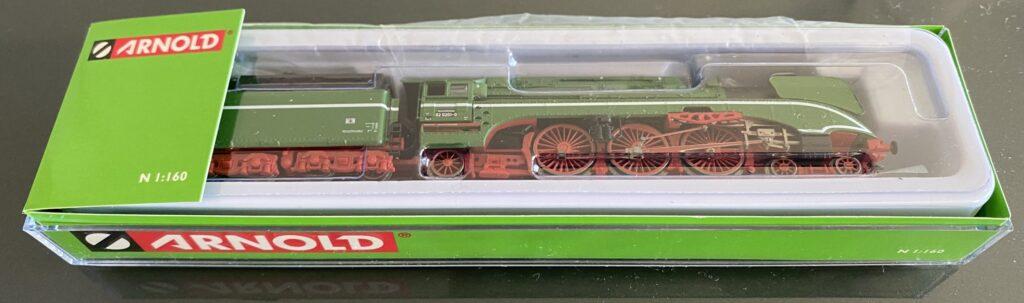Storing Model Trains & Engines