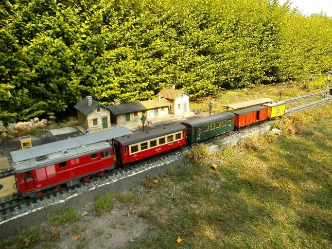 O Scale Model Railroad