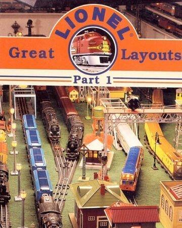 Lionel Model Trains