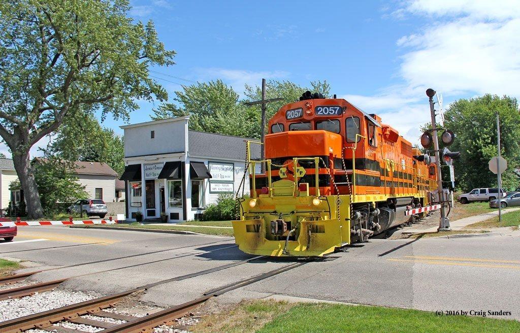 Railroads in Michigan
