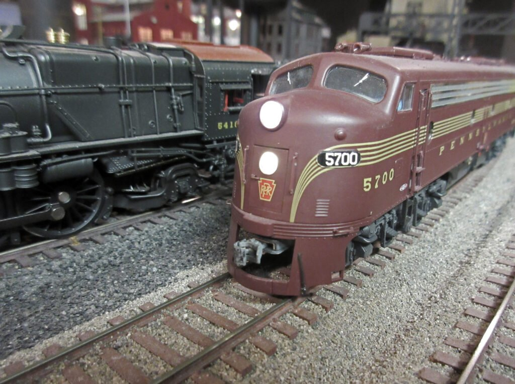 Model Railroad Ballast - Choosing your ballast