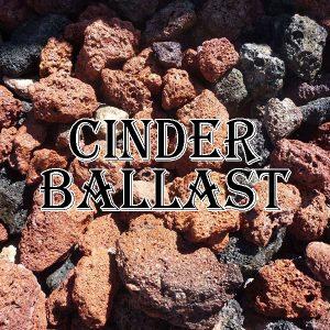 Cinder Ballast